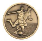 Football Medal 70mm MP301